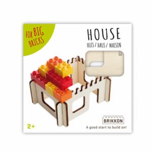 Casa - Brikkon Big Bricks