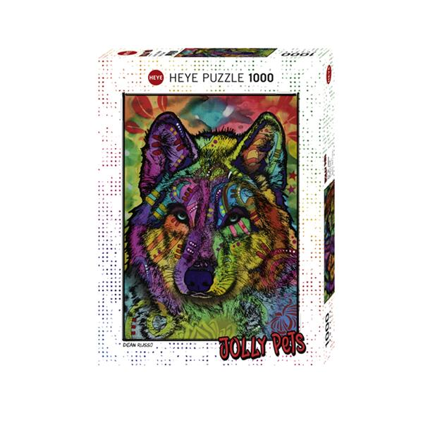 Puzzle Alma de Lobo