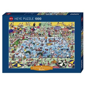 Puzzle Cool Down - ¡Refréscate!