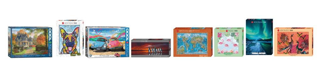 comprar puzzles 1000 piezas online eurographics heye fotografía obras de arte artistas viajes fantasía puzles o Jigsaw