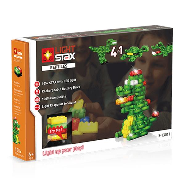 Pack Reptiles 4 en 1 - Stax System