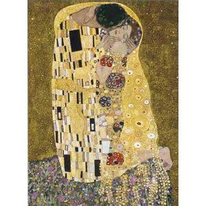 Puzzle El beso de Gustav Klimt