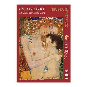 Puzzle Las tres edades de la Mujer de Klimt
