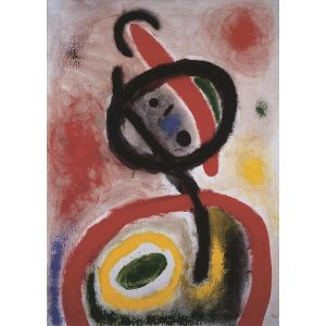 Puzzle Dona de Miró