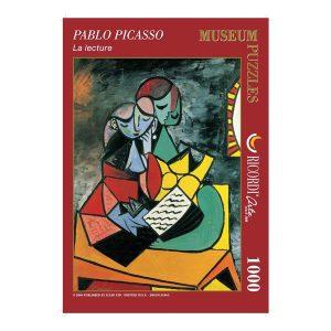 Puzzle La Lectura de Picasso