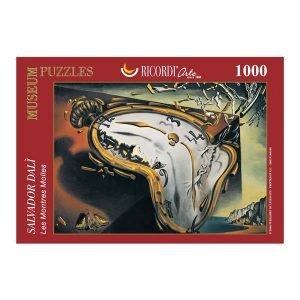 Puzzle Ricordi La persistencia de la memoria de Dali 1000 piezas