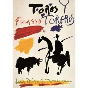 Puzzle Toros y Toreros de Picasso