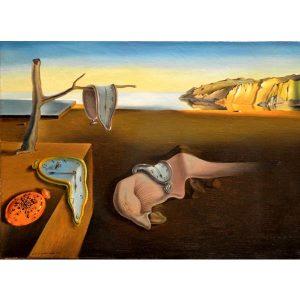 Puzzle Ricordi La persistencia de la memoria de Dali 2000 piezas