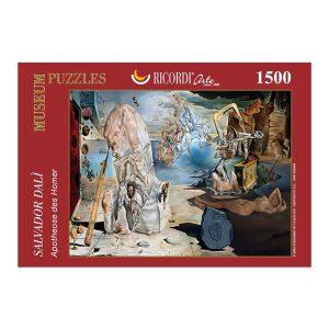 Puzzle Ricordi Apoteosis de Homero (sueño diurno de Gala) de Salvador Dali 1500 piezas