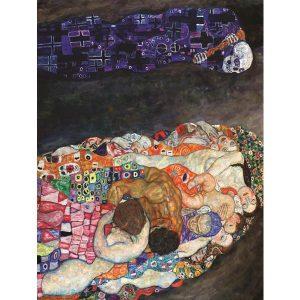 Puzzle Muerte y Vida de Gustav Klimt