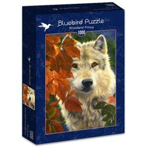 Puzzle Bluebird - Woodland Príncipe - 1000 piezas