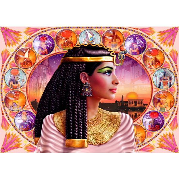 Puzzle Bluebird - Cleopatra - 1000 piezas