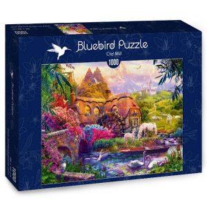 Puzzle Bluebird - Viejo molino - 1000 piezas