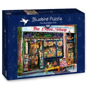 Puzzle Bluebird - La Librería niños - 1000 piezas