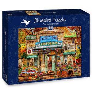 Puzzle Bluebird - La tienda - 1000 piezas