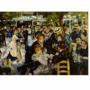 Puzzle DToys - Renoir: El Molino de bola Galette - 1000 piezas