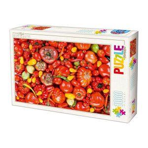 Puzzle DToys - Tomate - 1000 piezas