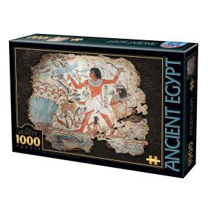 Puzzle DToys - Antiguo Egipto - 1000 piezas