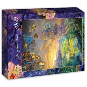 Puzzle Grafika - Josephine Wall - arriba y lejos - 1000 piezas