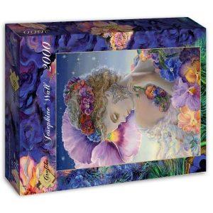 Puzzle Grafika - Josephine Wall - Pensamiento - 2000 piezas
