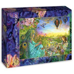 Puzzle Grafika - Josephine Wall - Soñar despierto - 2000 piezas