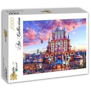 Puzzle Grafika - El país de las hadas - 1000 piezas