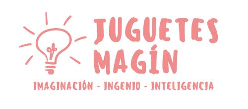 logo juguetes magin