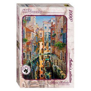 Puzzle Step - Venecia - 1000 piezas