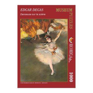 Puzzle Bailarina de Edgar Degas