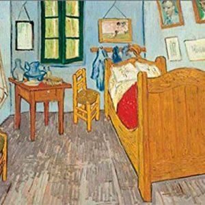 Puzzle Ricordi La habitación de van Gogh 1000 piezas