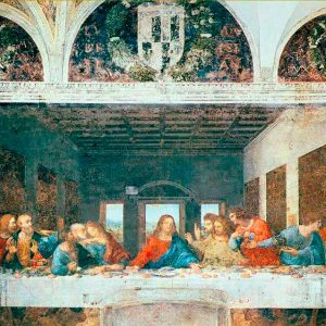 Puzzle La Última Cena de Leonardo Da Vinci
