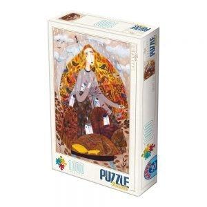 Puzzle DToys - Andrea Kürti - Otoño - 1000 piezas