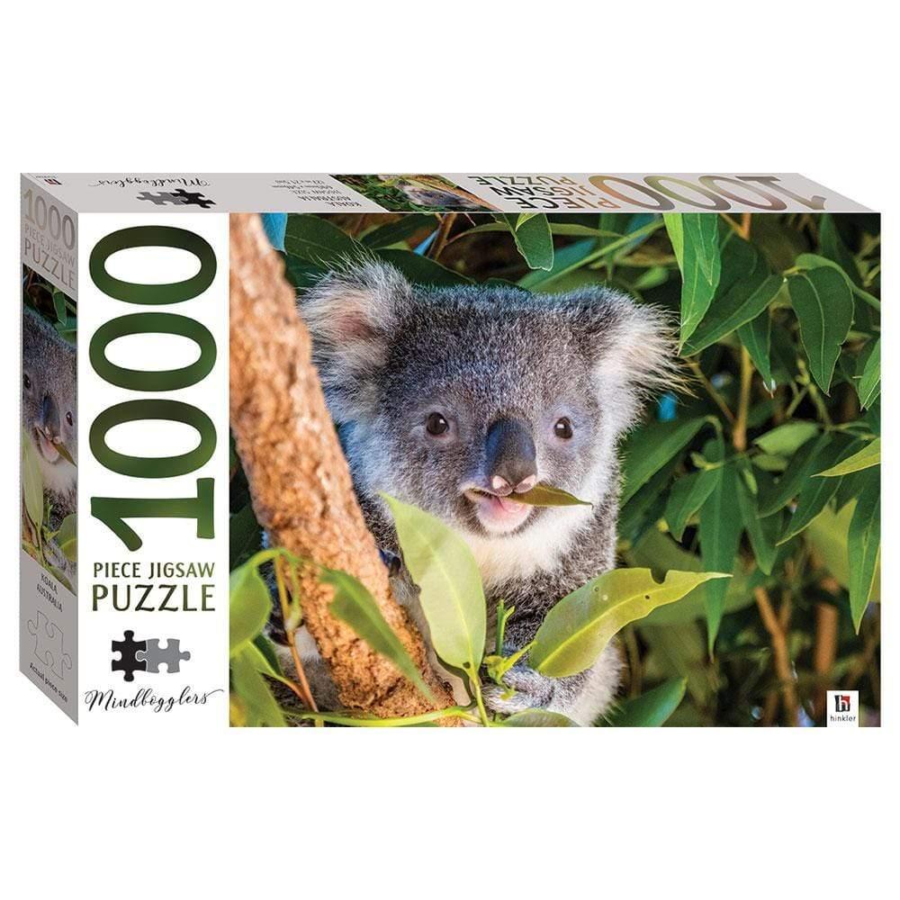Puzzle MindBloggers Koala Austraila de 1000 piezas