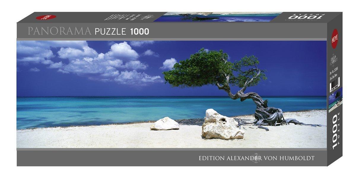 Puzzle Panorámico Venezuela Aruba de 1000 piezas