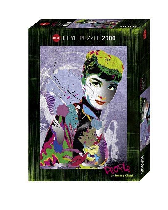 Puzzle Heye Audrey de 2000 piezas