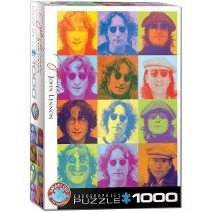 Puzzle Eurographics John Lenon de 1000 piezas