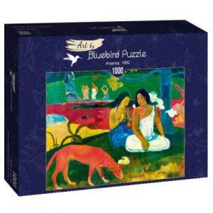 Puzzle Bluebird Arearea de Paul Gauguin de 1000 piezas
