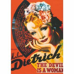 Puzzle DToys Marlene Dietrich de 1000 piezas