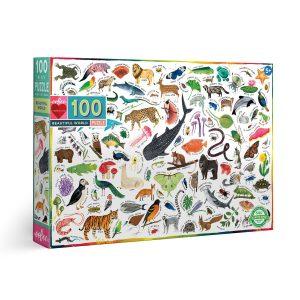 Puzzle niños eeBoo Perros