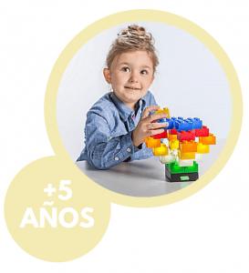 JUEGOS Y JUGUETES DE 5 A 9 AÑOS