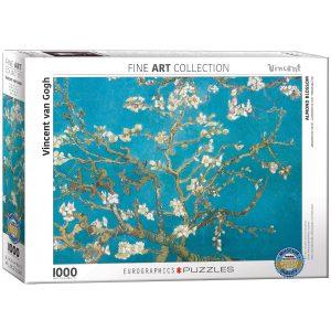 Puzzle Almendro en flor de Vincent van Gogh