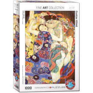 Puzzle Eurographics La virgen de Gustav Klimt 1000 piezas