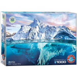 Puzzle Eurographics Ártico - Save the Planet 1000 piezas