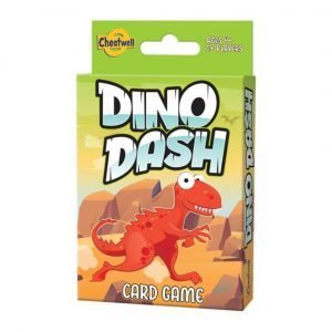 Juego de Cartas Dino Dash Cheatwell