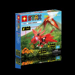 Juego construcción Dragon Stax Hybird