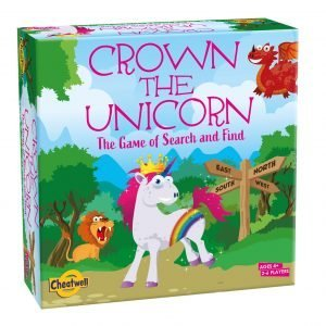 Juego de Mesa Cheatwell Crown The Unicorn