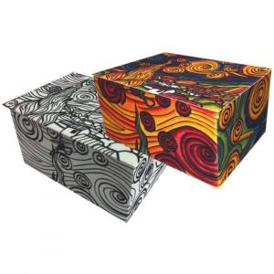 Caja para colorear Noche Estrellada de Color Velvet