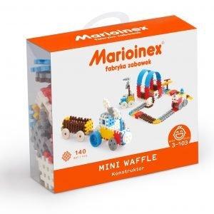 Juego de construcción blue 140 piezas de Marioinex